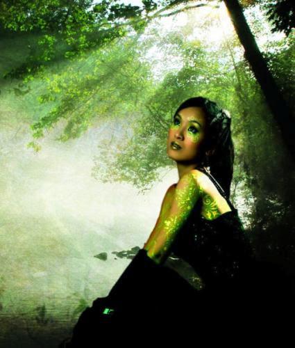 Goddess Hu Tu