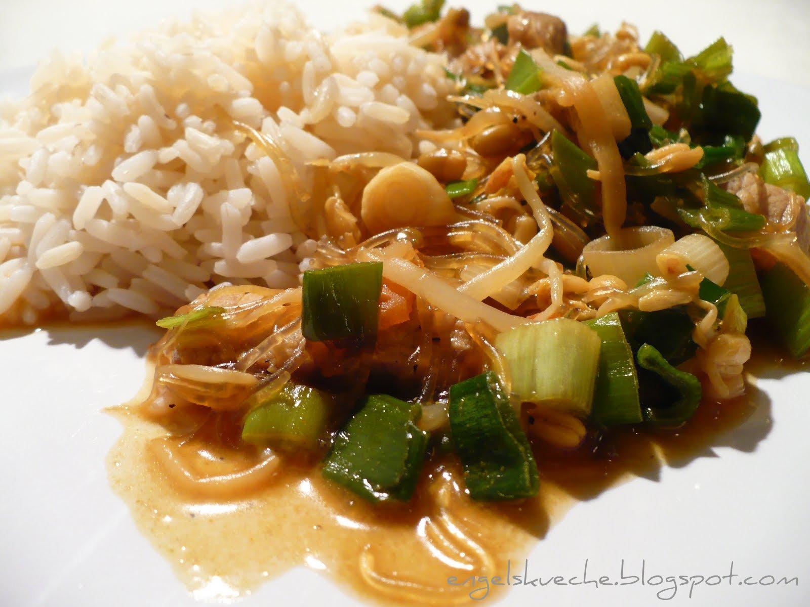 Essen aus Engelchens Küche: Asiatisches Geschnetzeltes mit ...