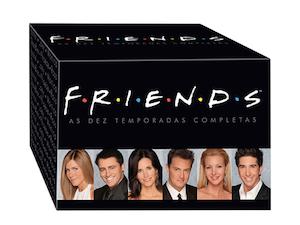 Coleção Friends - As Dez Temporadas Completas