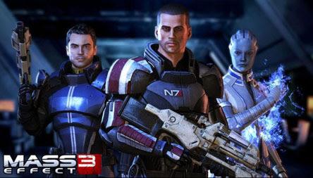 Game PC Terbaru Terbaik Tahun 2012 - Mass Effect 3