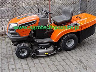 Traktor Husqvarna model CTH182T