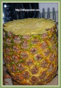 How to choose and cut a pineapple?