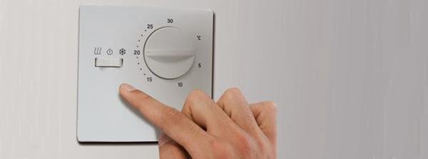 Mantener una temperatura de confort