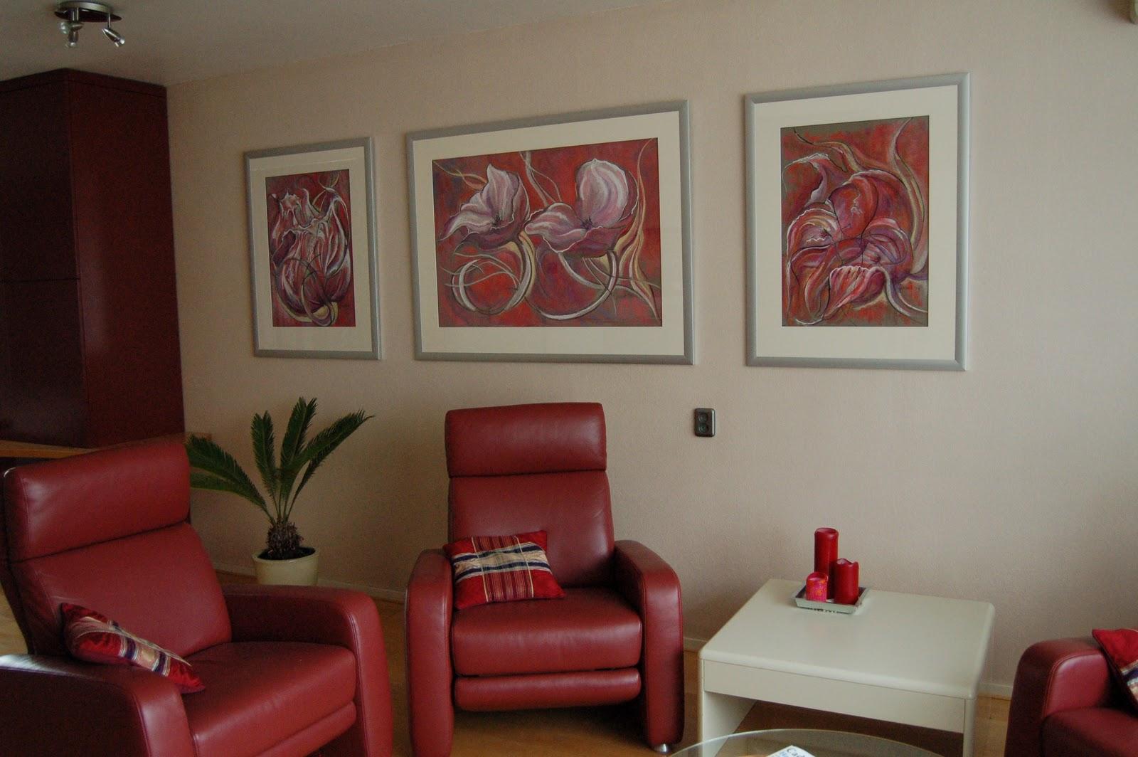 Kleurrijke Interieurs Pastel : Inlijsten en je interieur pastel inlijsten