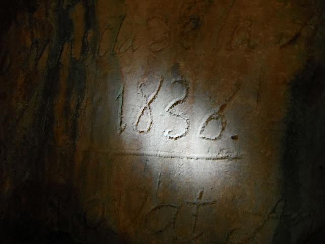 inscripció a la bassa de Castellar