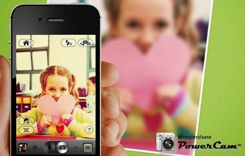 PowerCam, una aplicación para mejorar la cámara de tu móvil
