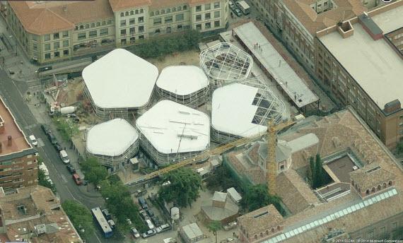 Los nuevos jardines del arquitecto Ribera saldrán de tres propuestas y estarán listos en 2015