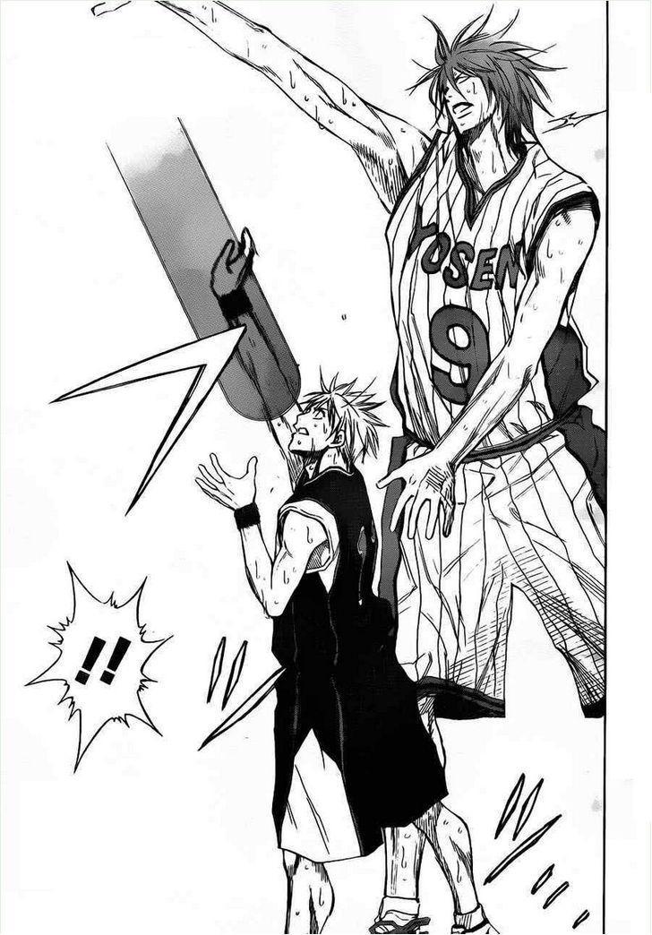 Kuroko no Basket Manga Chapter 150 - Image 05