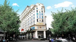 TÒA NHÀ VĂN PHÒNG CDC BUILDING
