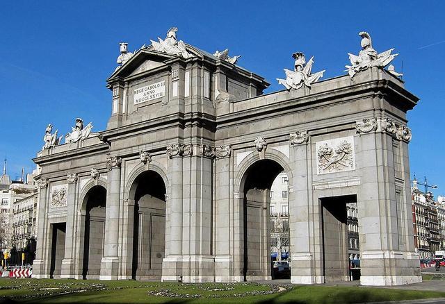 Puerta de alcal viendo madrid - La puerta de alcala ...