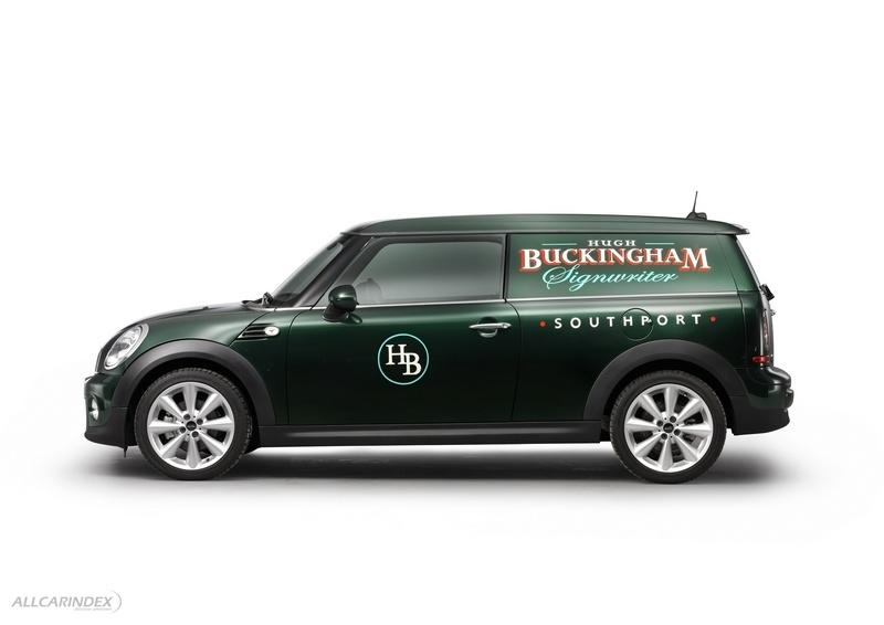 Mini - Clubvan Concept