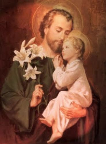 St Joseph Just Man Model For The Men Of Today
