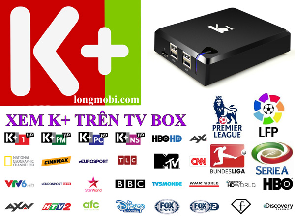 dang ky K+ tren tivi box android