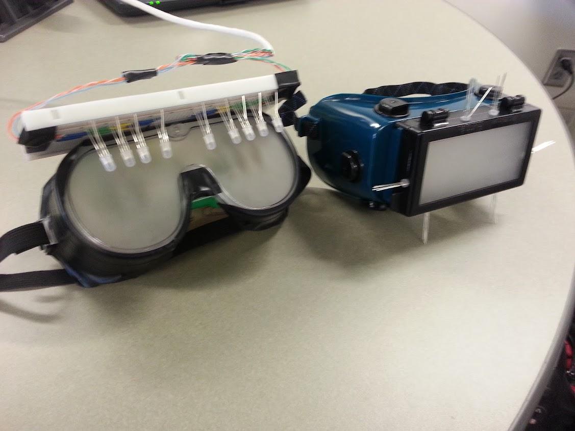 Goggle versions
