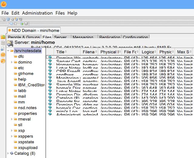 Notes admin client
