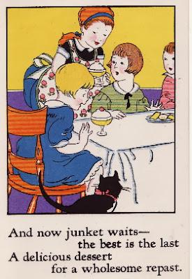 Junket Booklet