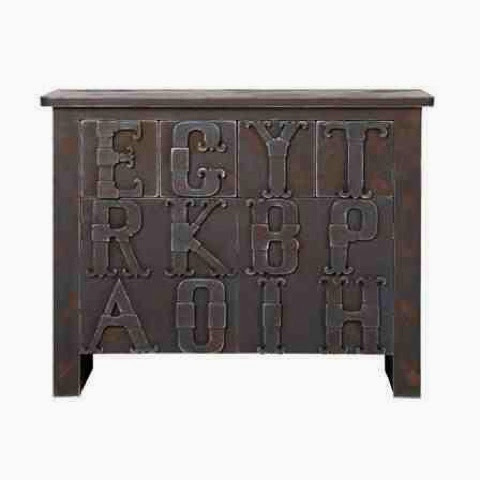 letters cabinet kare designs