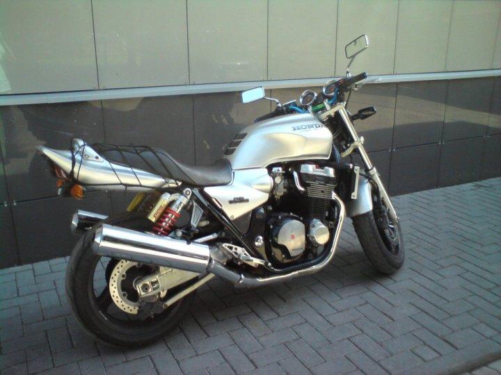 опыт езды на мотоцикле хонда cb1300