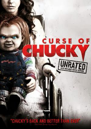 Filme Poster A Maldição de Chucky SEM CORTES HDRip XviD & RMVB Legendado