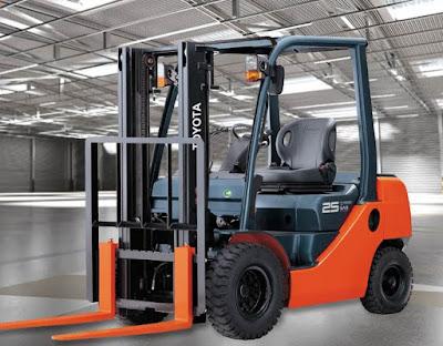 Xe nâng Toyota diesel LPG 1 – 3.5 tấn 0934172768