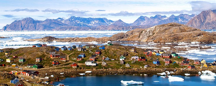 Greenland (Top Travel Destinations in the World 2015).