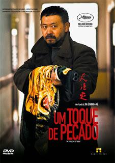 Filme Poster Um Toque de Pecado DVDRip XviD Dual Audio & RMVB Dublado