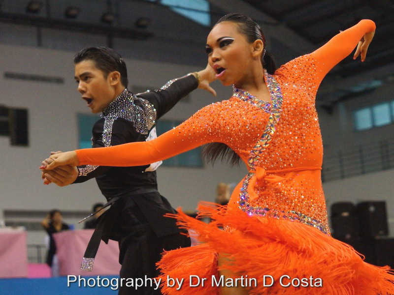 Pre-Event: 2nd Ipoh Dancesport Championships 2013