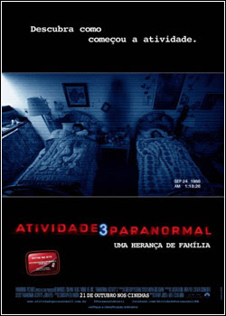 Download Atividade Paranormal 3 AVI Dual Áudio RMVB Dublado e Legendado