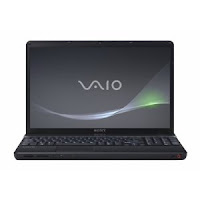 sony, laptop, vaio
