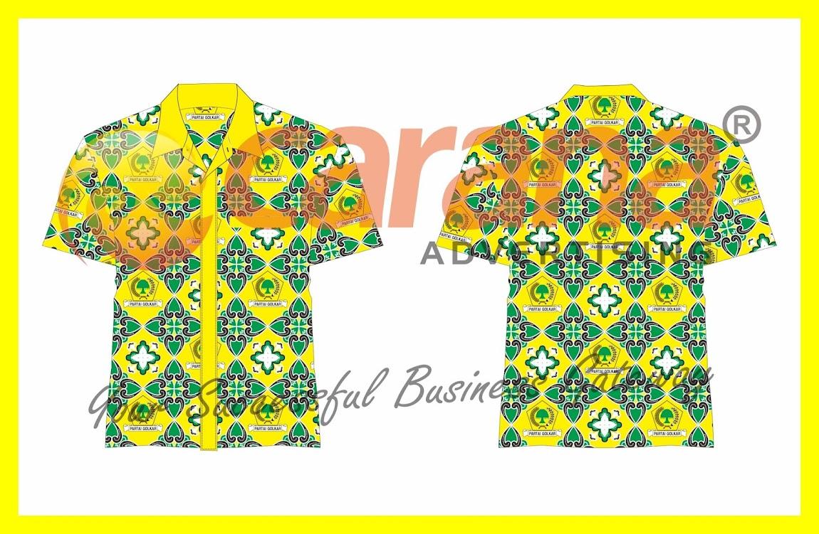 Melayani Jasa Printing Batik Dan Jasa Konveksi: Pesan Batik Partai ...