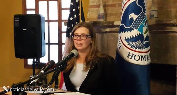 Advierten sobre peligro de la migración ilegal.