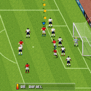 EA SPORTS™ FIFA 12 v1.0 BlackBerry Game