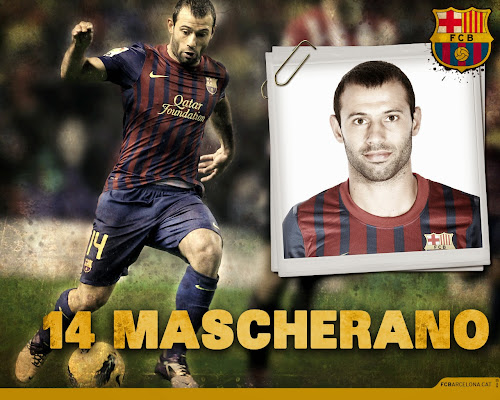 javier mascherano injury