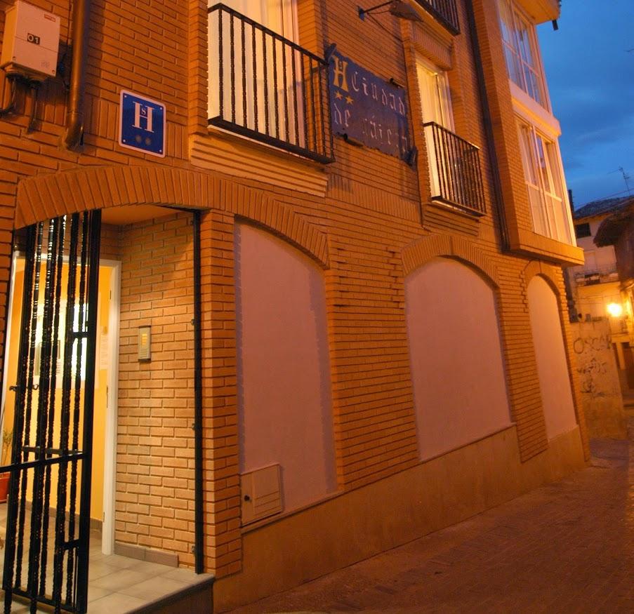 Albergue de peregrinos La Judería - Sancho III, Nájera, La Rioja, Camino de Santiago