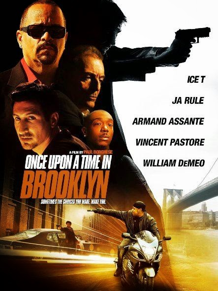 Poster Of English Movie Once Upon a Time in Brooklyn (2013) Free Download Full New Hollywood Movie Watch Online At Alldownloads4u.Com