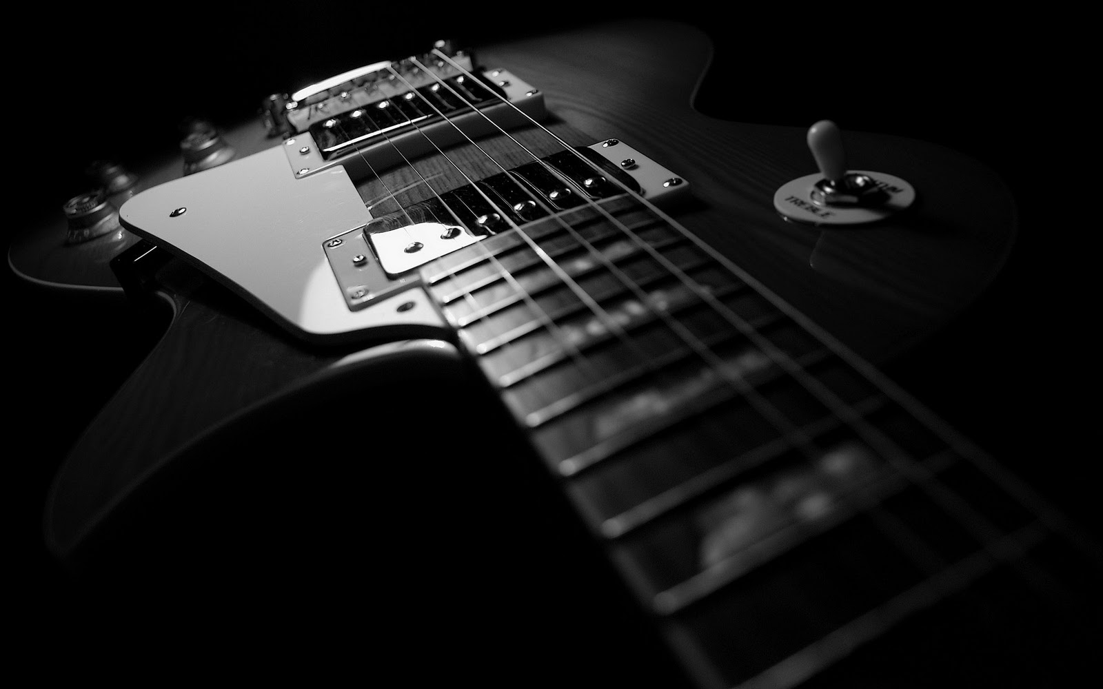 great guitar sound guitar wallpaper black and white gibson les paul 1920x1200. Black Bedroom Furniture Sets. Home Design Ideas