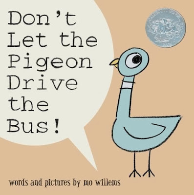 Cover of Don't Let the Pigeon Drive the Bus by Mo Willems