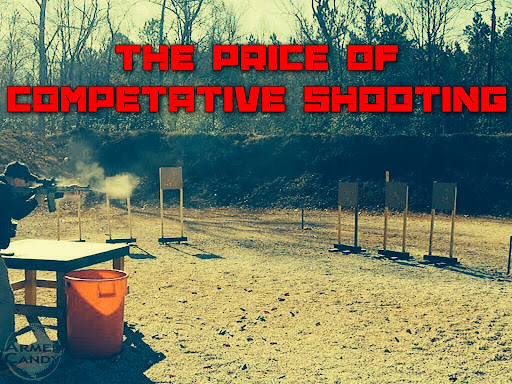 learning to shoot competitively has nothing to do with buying expensive gear