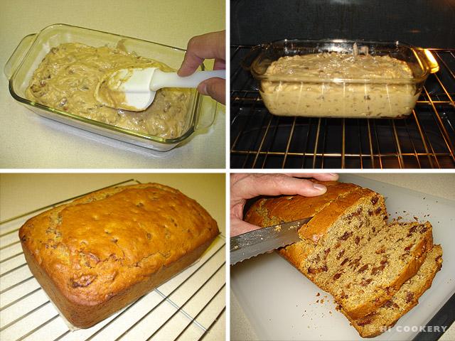 Date Nut Spice Bread
