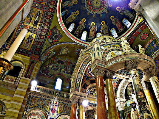 Cathedral Basilica of Saint Louis, 4431 Lindell Boulevard, St. Louis, MO 63108, United States