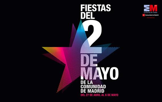 Fiestas del 2 de Mayo 2012 en Teatros del Canal