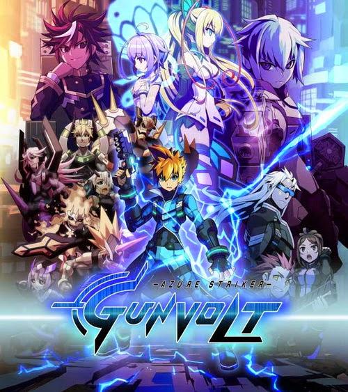 Hậu duệ Mega Man Zero: Azure Striker Gunvolt công bố ngày phát hành chính thức