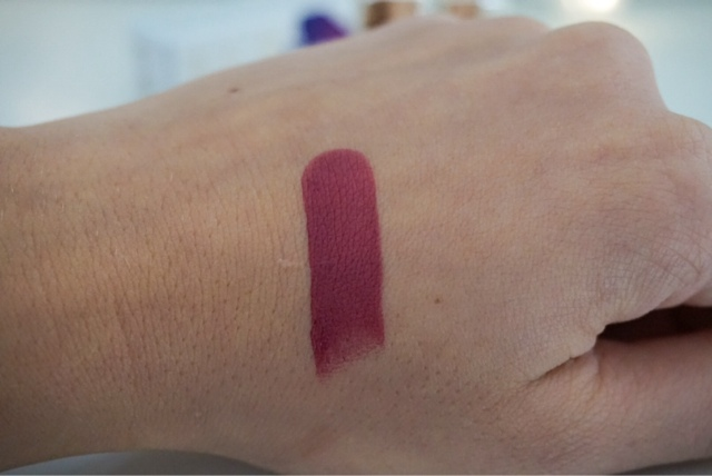 KIKO Ace of Diamond Lipstick 27 Refined Burgundy