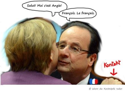 Wie flirten französische männer
