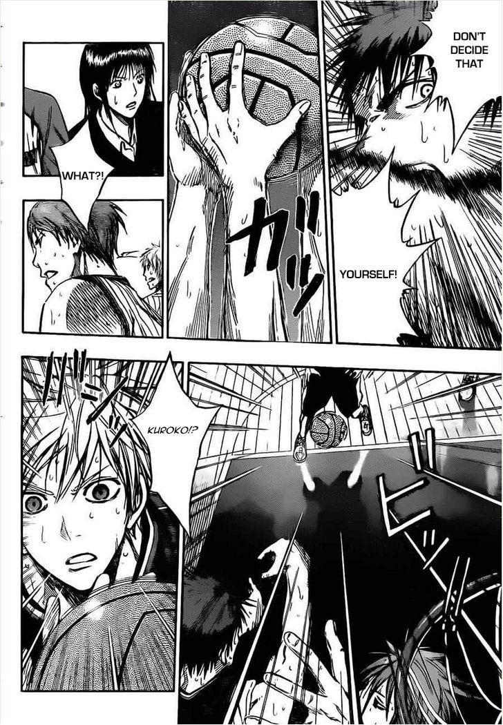 Kuroko no Basket Manga Chapter 148 - Image 12