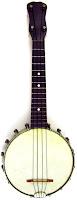 Concertone Banjo Ukulele