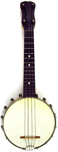 Montgomery Ward Concertone Banjolele Banjo Ukulele Corner
