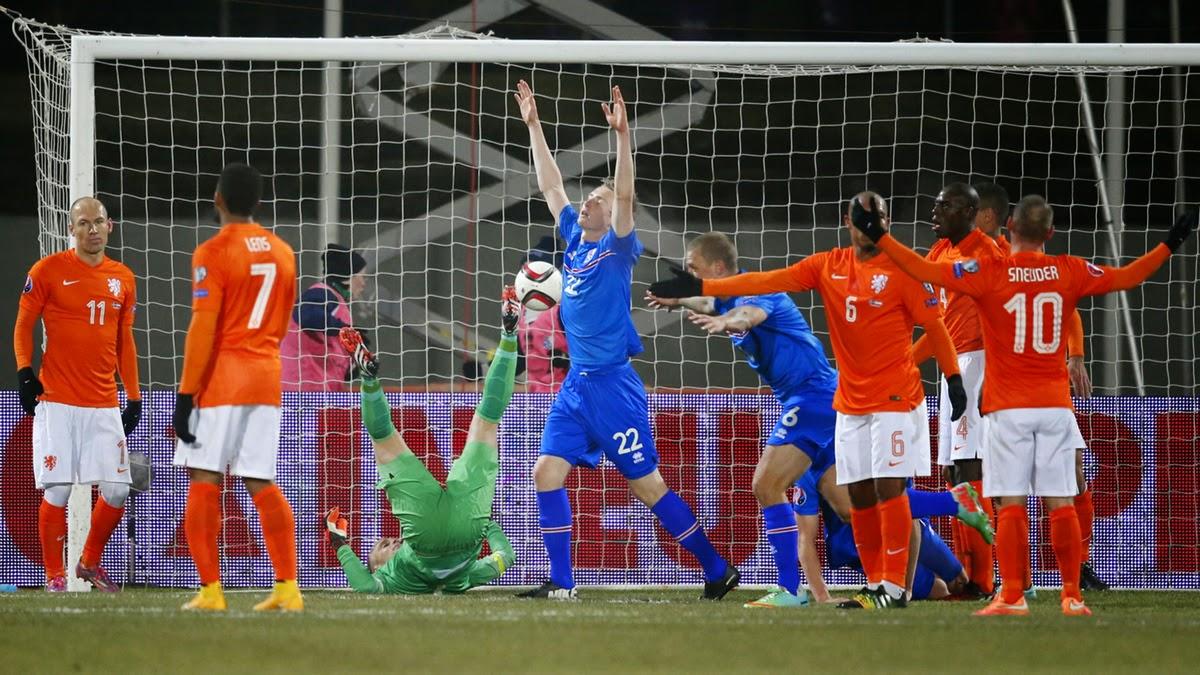 Các trận cầu được chờ đợi ở lượt bốn vòng loại Euro 2016