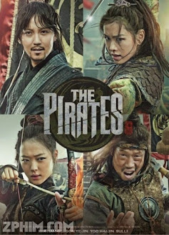 Hải Tặc - The Pirates (2014) Poster