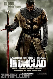 Giáp Sắt - Ironclad (2011) Poster